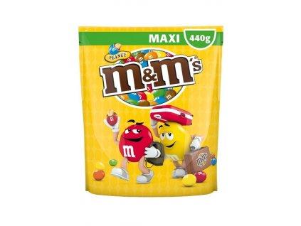 M&M's Peanut Maxi Pouch 440g