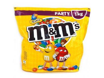 M&M's Arašídové Party Pack 1kg