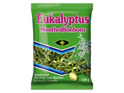 Eukalyptus bonbóny 150g