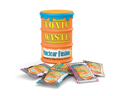Toxic Waste Nuclear Fusion Drum 42g