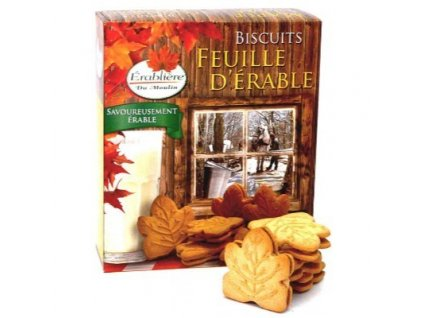 Maple Leaf Cream Cookie 350g