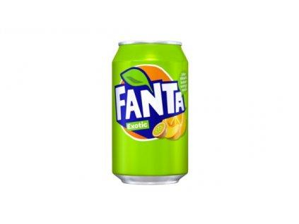 Fanta Exotic DK 330ml