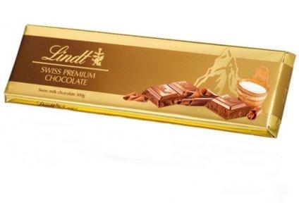 Lindt Gold Milk Chocolate 300g