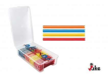 Churritos Rainbow Pencils Pendreky - hladké 1400g