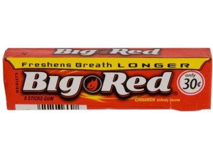 Big Red Gum 5 Sticks 13,5g