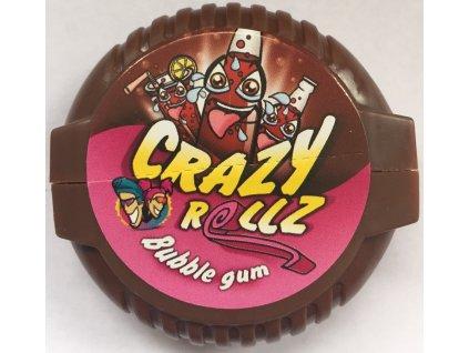 Crazy Rollz Bubble Gum Cola 16g