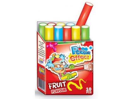 Color Pencil žvýkačky - Powder Efect krabička 35g