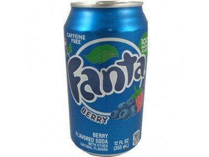 Fanta Berry USA 355ml