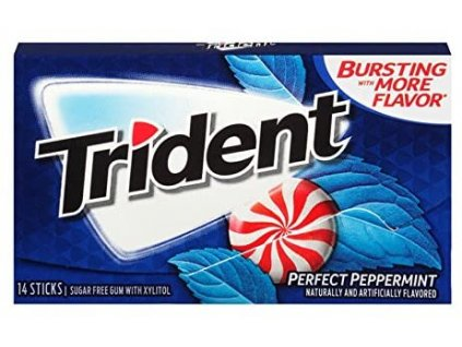 perfect pepermint Trident 03