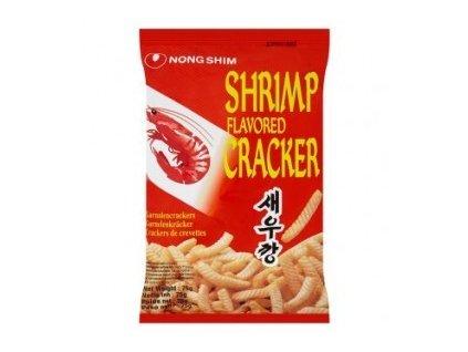 Nong Shim krevetové chipsy (Chip Tom Han Quoc) 75g