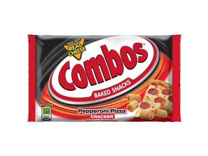 Combos Pepperoni Pizza Crackers 48,2g