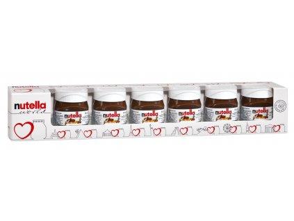 Ferrero Nutella World 7 x 30g