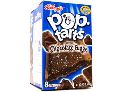 Pop tarts Frosted Chocolate Fudge 8 x 52g