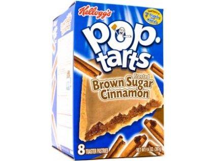 Pop Tarts Frosted Brown Sugar Cinnamon 8x 49g