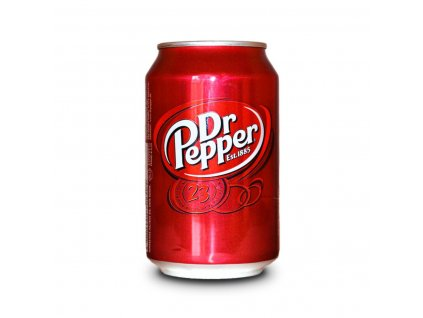 Dr. Pepper classic USA 355ml - AKCE
