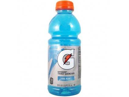 Gatorade Cool Blue 591ml - AKCE