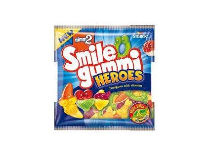 Storck Nimm 2 Smilegummi Heroes 90g - AKCE