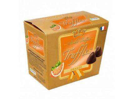 Maitre Truffout - Gold Truffles - Pomerančové 200g - AKCE