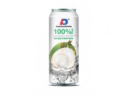 100% pure Coconut Water 500ml