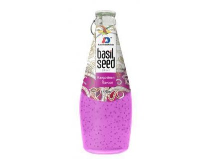 Basil Seed Drink Mangosteen Flavour 290ml