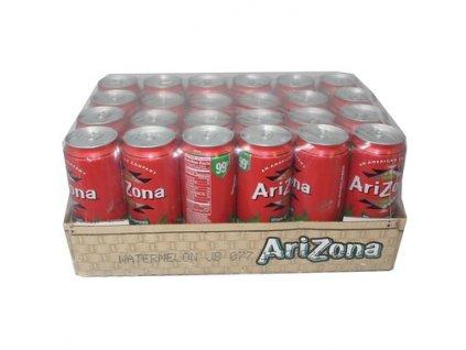 Arizona Watermelon karton 24x 680ml