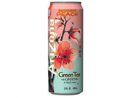 Arizona Georgia Peach Green Tea 680ml