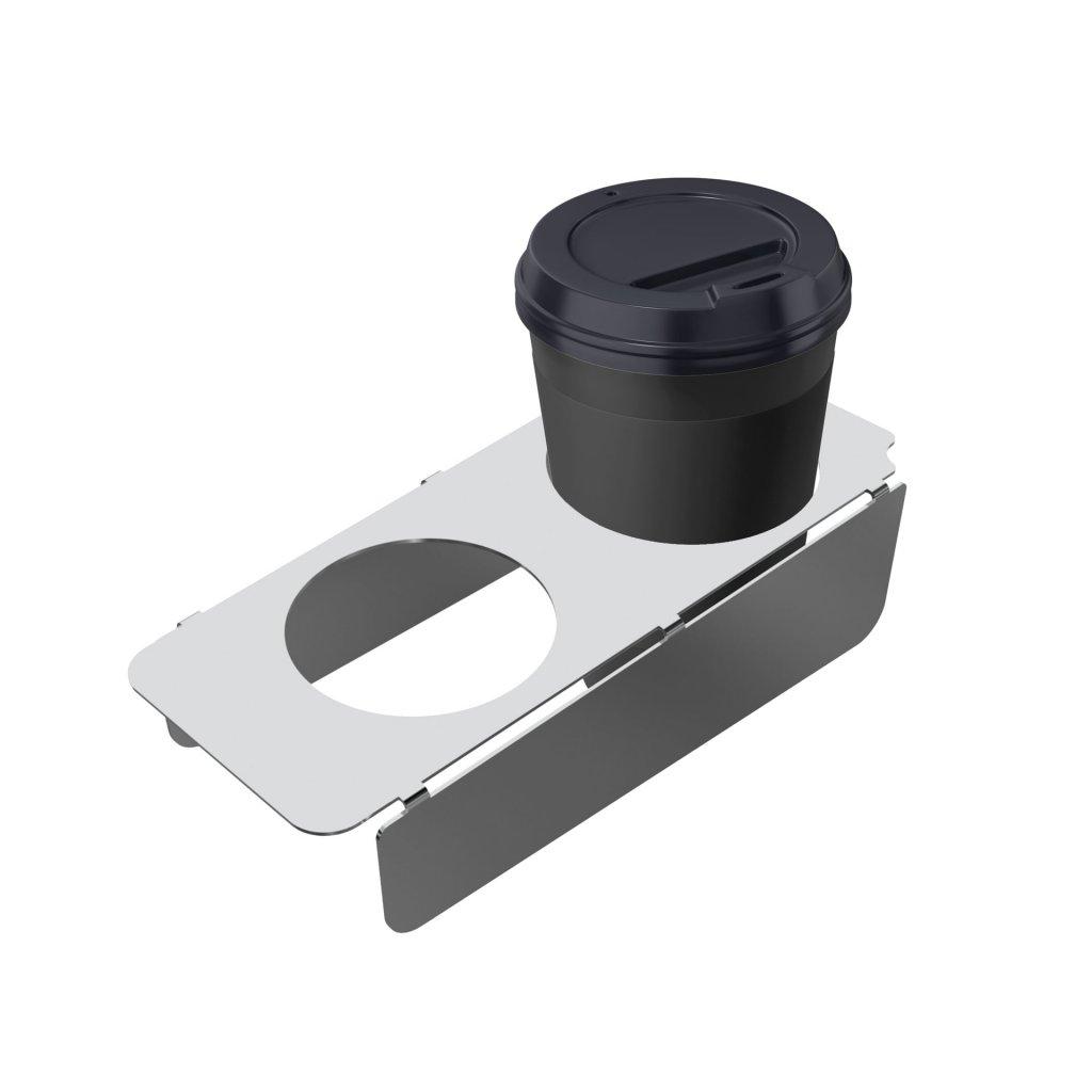 product render cupholder