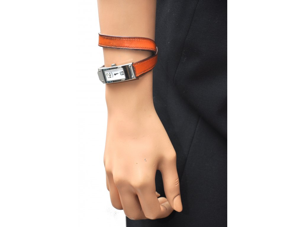09b2be642 Vintage hodinky Hermes Kelly 2 PM Watch - Nana Vogue