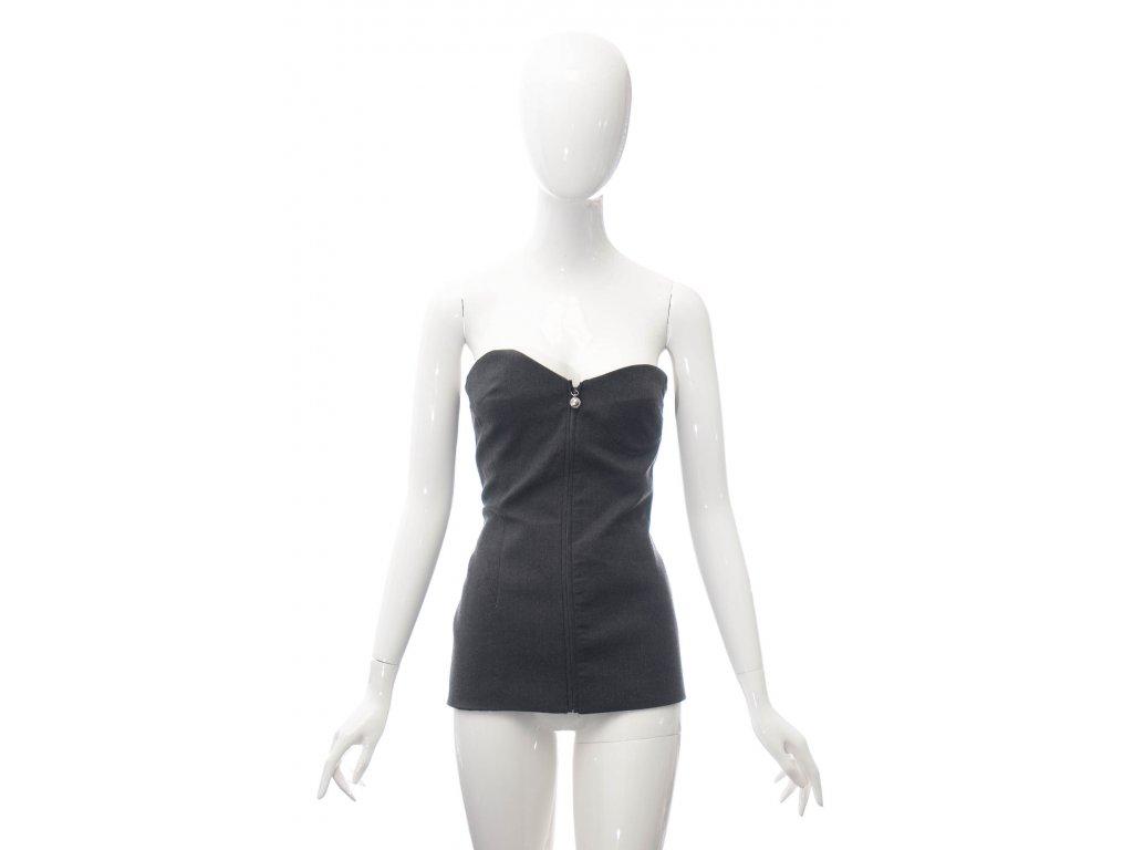 gianni versace couture luxusni korzet 1