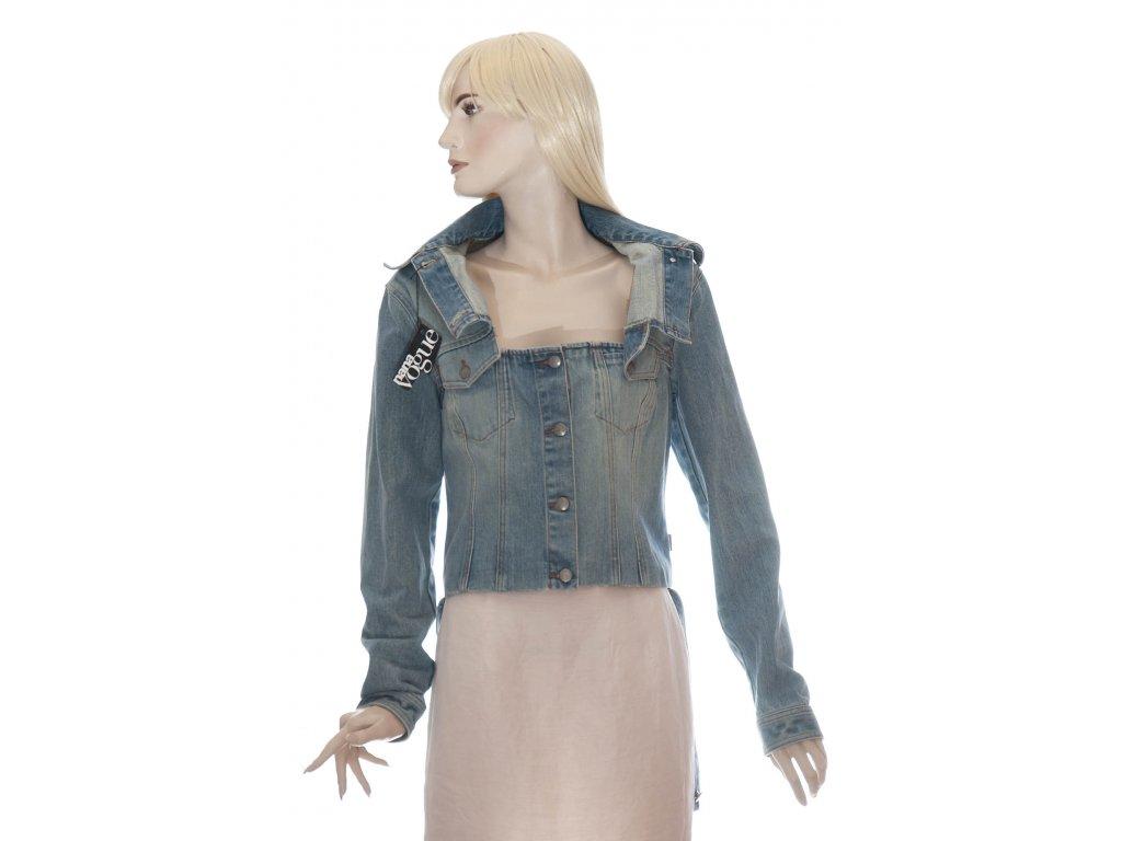 jean paul gaultier exkluzivni riflova bunda 1