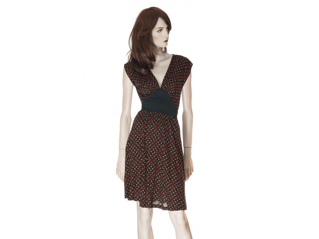 6d74aab6f5ba DIANE von FURSTENBERG krásné ženské šaty 36 - Nana Vogue