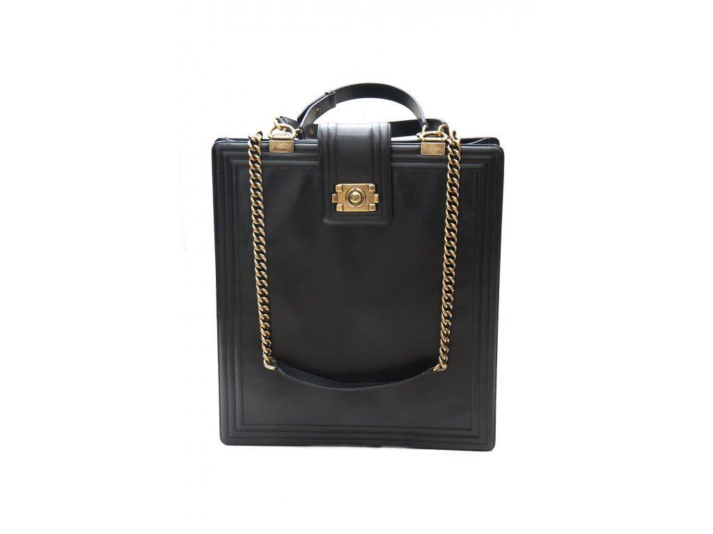 bc8c12cc3b CHANEL boy bag kabelka exkluzivní ojedinělý model - Nana Vogue