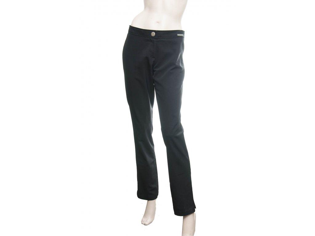 airfield cerne uzke kalhoty s puky 1
