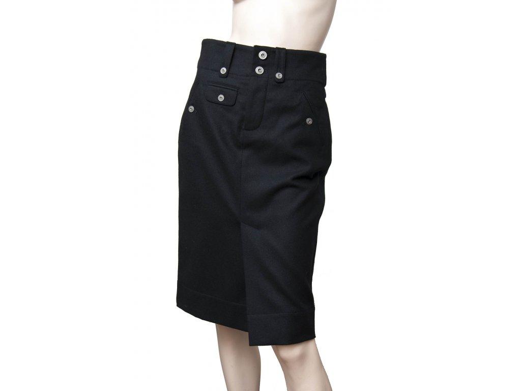 ralph lauren vlneny cerna sukne 1