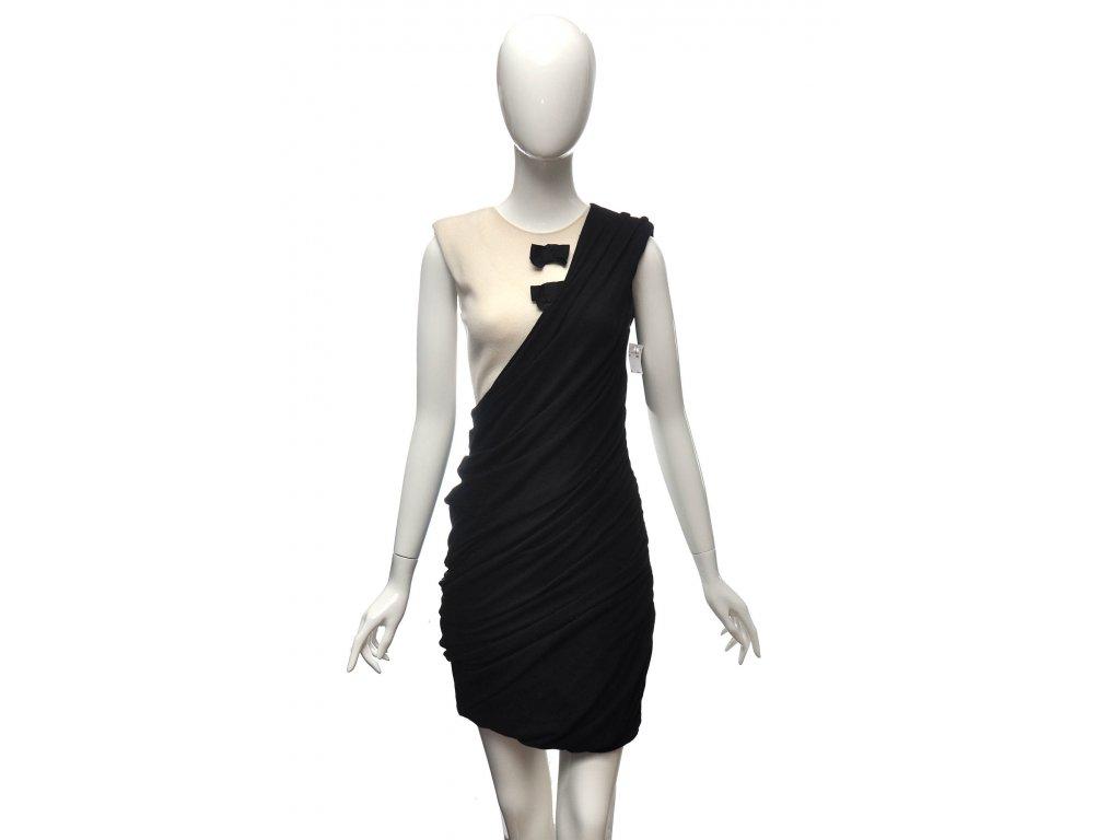 Exkluzivní úpletové šaty Giambattista Valli 34 36 1