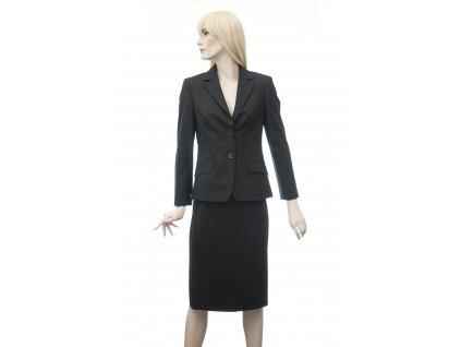 hugo boss luxusni vlneny kostym 1