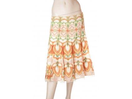 elie tahari pestrobarevna delsi sukne 1