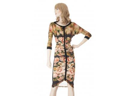 jean paul gaultier nadherny kvetovany set 1