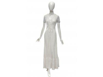 Něžné i drsné extravagantní šaty Dolce & Gabbana 36 38 1