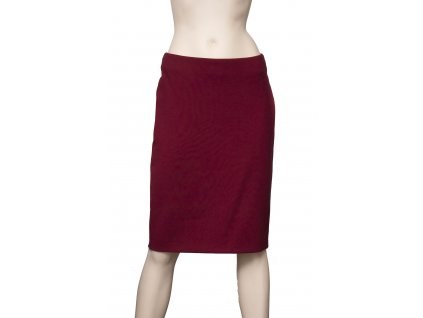 hugo boss vlnena sukne klasickeho strihu 1