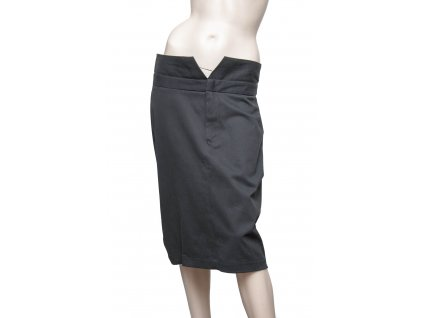 stefanel elegantni cerna sukne 1