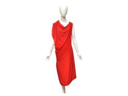1Asymetrické vlněné šaty Vivien Westwood 38 40
