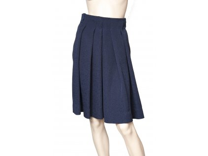 krasna tmave modra rucne sita vintage sukne 1