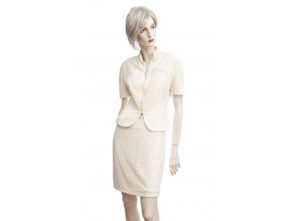 christian dior luxusni vintage kostym 4