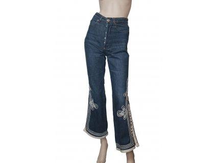 jean paul gaultier bohemske kalhoty 1