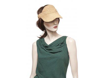 klobouk cepice s ksiltem z dilny nana vogue 1