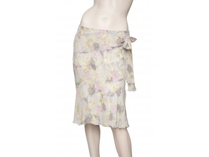 blumarine nezna hedvabna sukne 1