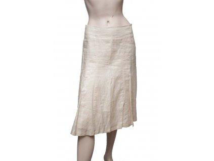 pietro filipi svetle bezova sukne 1