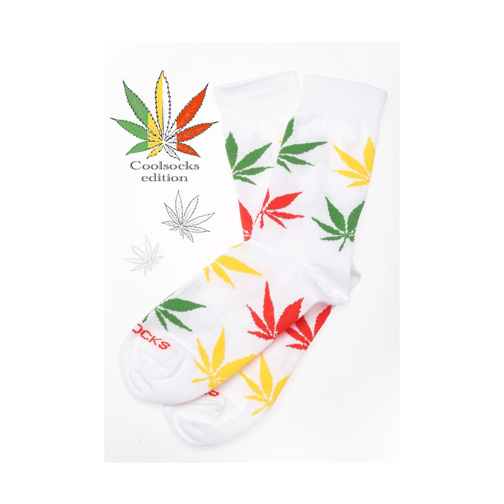 Coolsocks ponozky Rasta 8628 featured