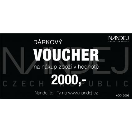 VOUCHER 2000,